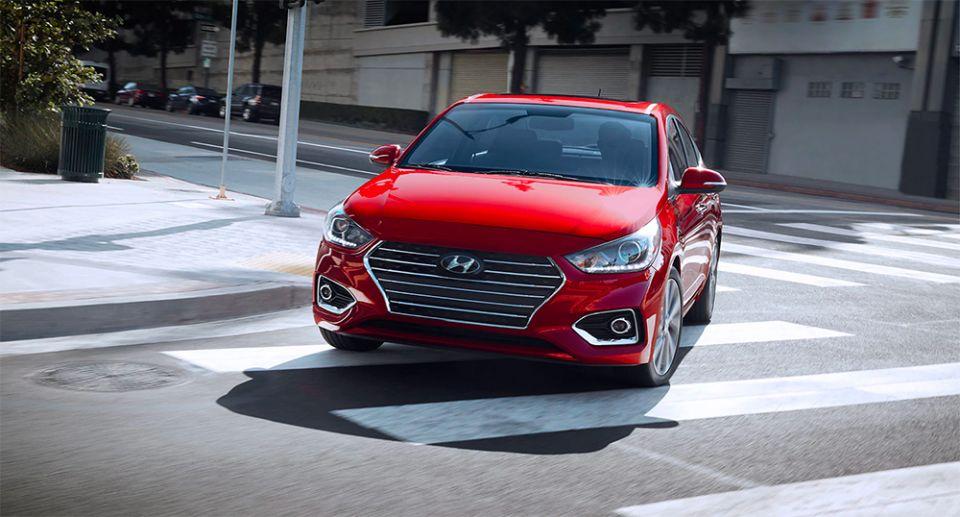 Hyundai Accent 5 Portes