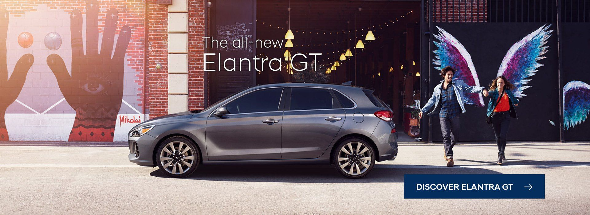 Discover the All-New Elantra GT