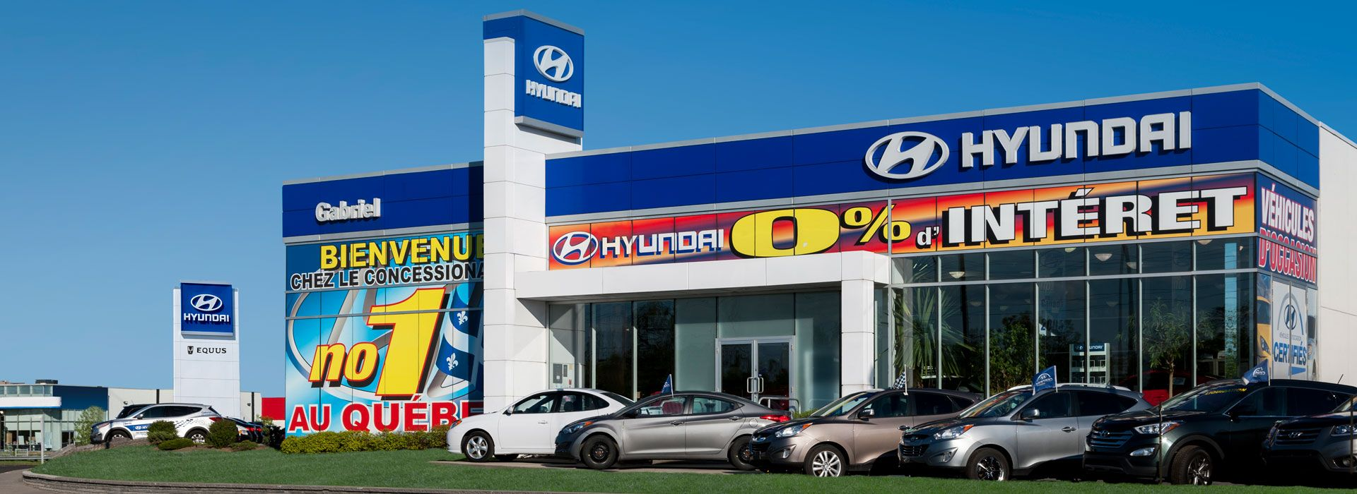 Hyundai Gabriel Anjou: Your Hyundai Dealership In Anjou, Montreal